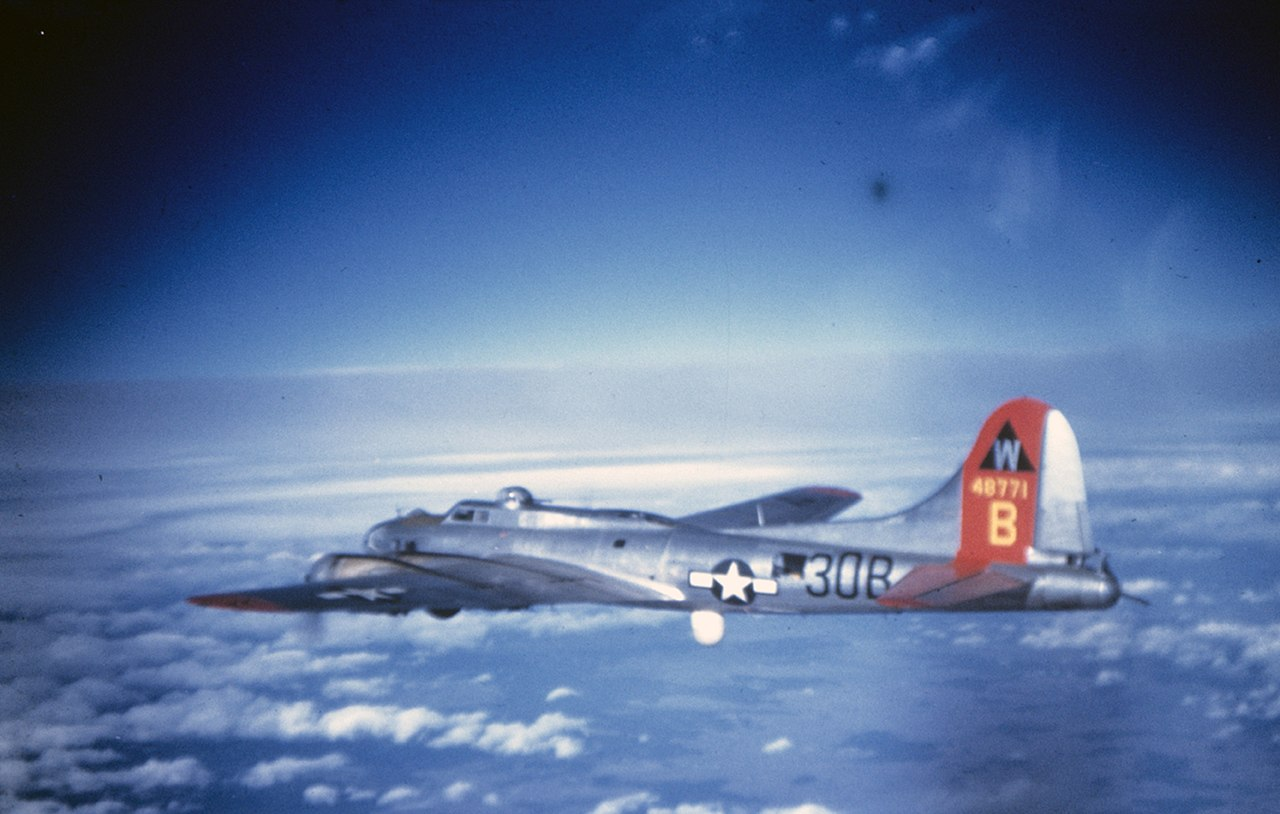 The night 12 Chinese MiGs were scrambled to intercept a lone B-17 Spy Plane. They failed, and two of them crashed.